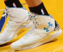 curry nike under armour religion