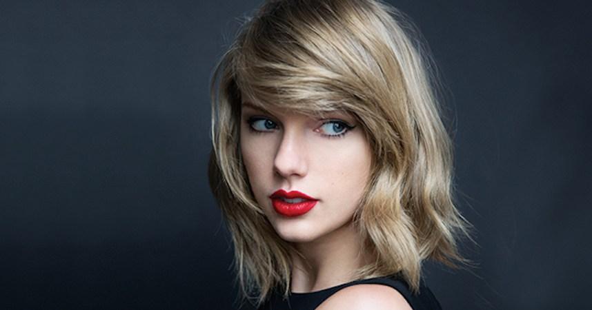 Las rupturas amorosas de Taylor Swift a través de sus canciones