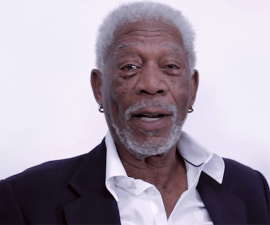 Morgan-Freeman-Justin-Bieber