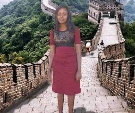 keniana china viaje