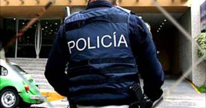 policia chaka