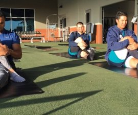 seattle mariners yoga