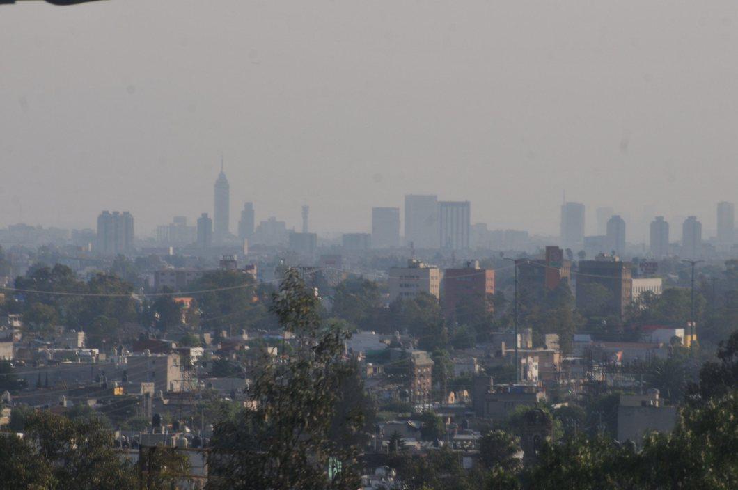 60313151. México, 13 Mar. 2016 (Notimex-Pedro Sánchez).- La Comisión Ambiental de la Megalópolis informó que se mantiene la Fase de Precontingencia Ambiental Atmosférica por Ozono en la Zona Metropolitana del Valle de México. NOTIMEX/FOTO/PEDRO SÁNCHEZ/PSM/ENV/