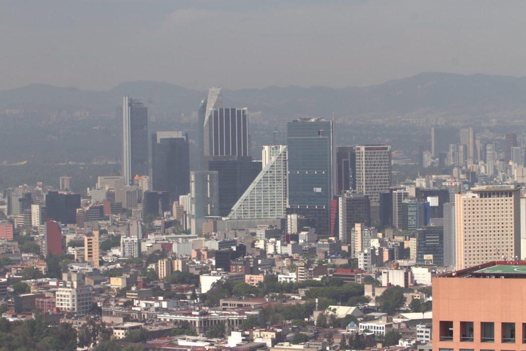 60317126. México, 17 Mar 2016 (Notimex-Nicolás Tavira).- Debido a que no existen las condiciones atmosféricas adecuadas, la Fase 1 de Contingencia por Ozono en la Zona Metropolitana del Valle de México se mantiene, informó la Comisión Ambiental de la Megalópolis (Came). NOTIMEX/FOTO/NICOLÁS TAVIRA/NTA/WEA/EXTREMO/NALES/OZONO16/