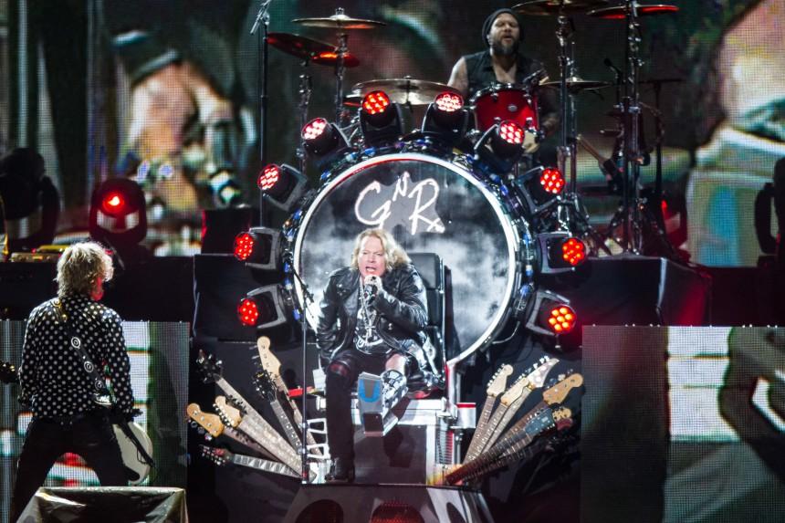 Guns N' Roses.Lulú Urdapilleta10