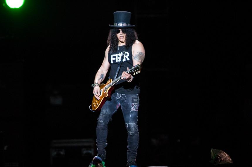 Guns N' Roses.Lulú Urdapilleta8