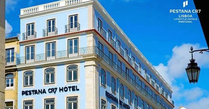 hotel cristiano ronaldo