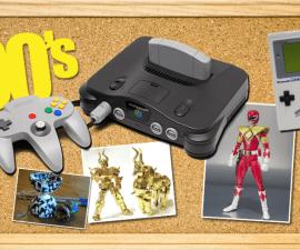 juguetes 90's
