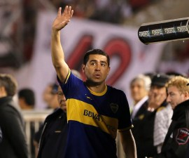 River Plate v Boca Juniors - Torneo Inicial 2013