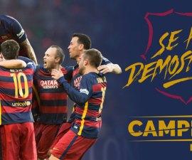 Barcelona-Campeon-Liga-2016-2