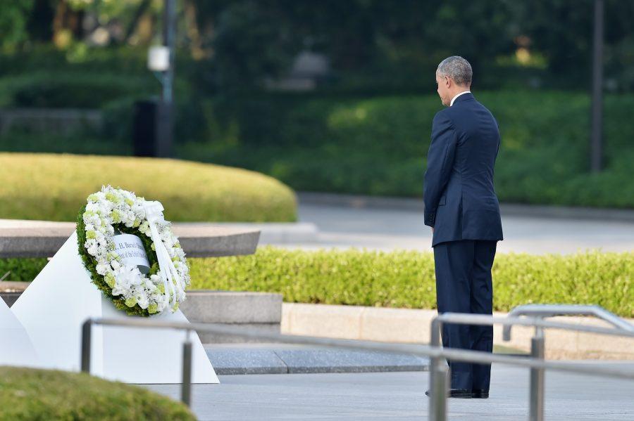 U.S. President Obama Visits Hiroshima