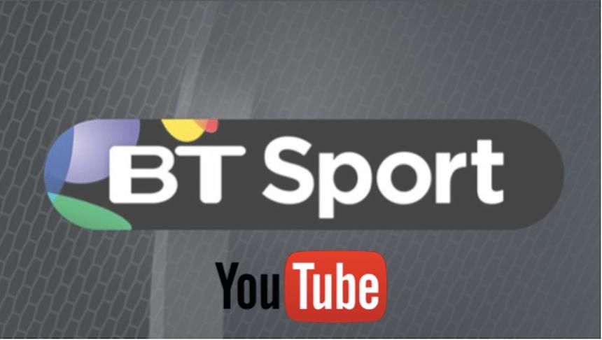 bt sports youtube