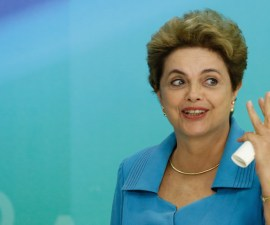 Dilma Rousseff Makes Statement After Brazil's Lower House Votes For Impeachment