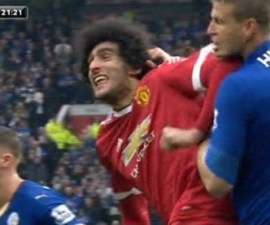 marouane fellaini robert huth