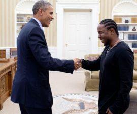 Barack Obama kendrick