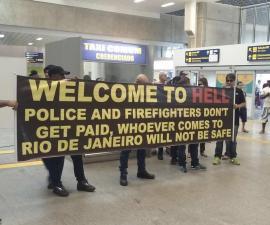 brasil rio protesta policia