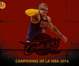 campeon cleveland cavaliers nba