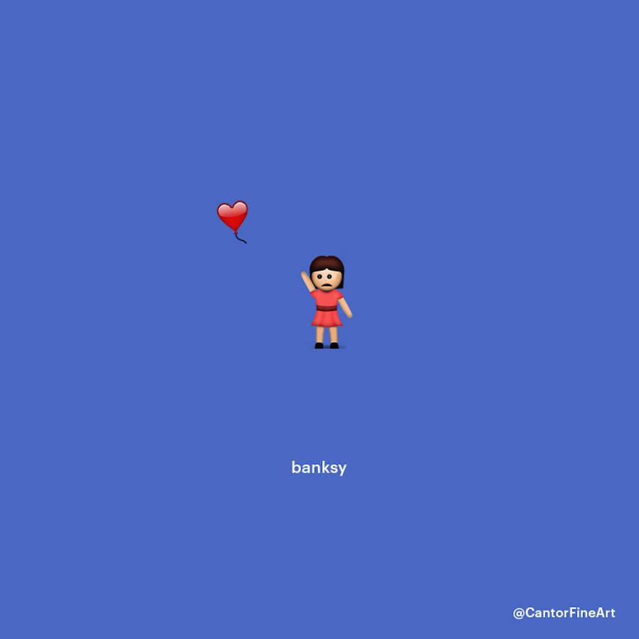 Banksy Emoji