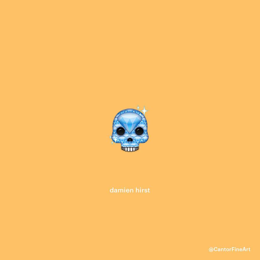 Damien Hirst emoji