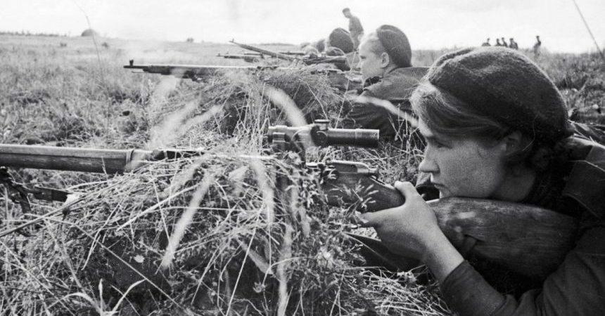 francotiradores-sovieticas