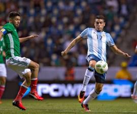 partido mexico argentina sub 23