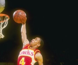 Anthony (Spud) Webb