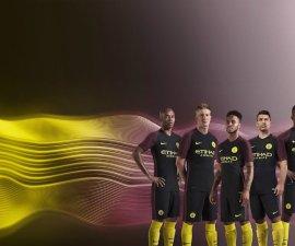 uniforme manchester city 2016