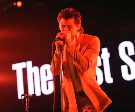 perform onstage during day 1 of the 2016 Coachella Valley Music & Arts Festival Weekend 1 at the Empire Polo Club on April 15, 2016 in Indio, California.