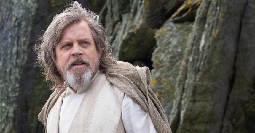 Mark Hamill Luke Skywalker