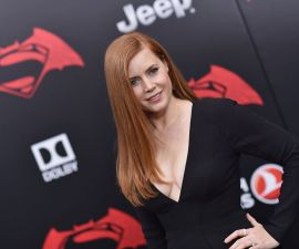 "NEW YORK, NY - MARCH 20:  Actor Amy Adams attends The ""Batman V Superman: Dawn Of Justice"" New York Premiere at Radio City Music Hall on March 20, 2016 in New York City.  (Photo by Mike Coppola/Getty Images)"