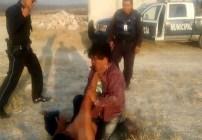 puebla-policia-vagabundo-indigente-sparring-enfrentamiento