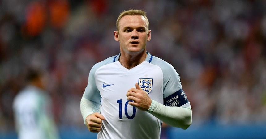 Wayne Rooney anunció cuando le pondrá fin a su carrera con Inglaterra