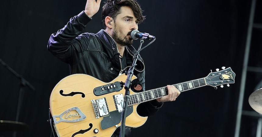 performs during 2013 Governors Ball Music Festival at Randall's Island on June 7, 2013 in New York City.