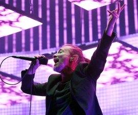 Thom Yorke dice que la gira de Raidohead seguirá en 2017