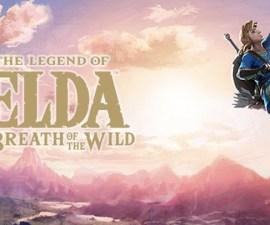 Zelda breathe of the Wild