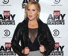 Amy Schumer es la celebridad más peligrosa de internet
