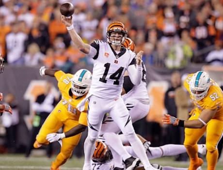 Andy Dalton, QB de los Bengals