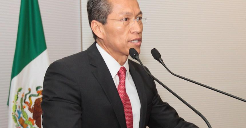 Aristóteles Núñez renuncia al SAT tras la salida de Luis Videgaray de la SHCP