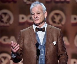 Bill Murray servirá tragos en un bar de Brooklyn.