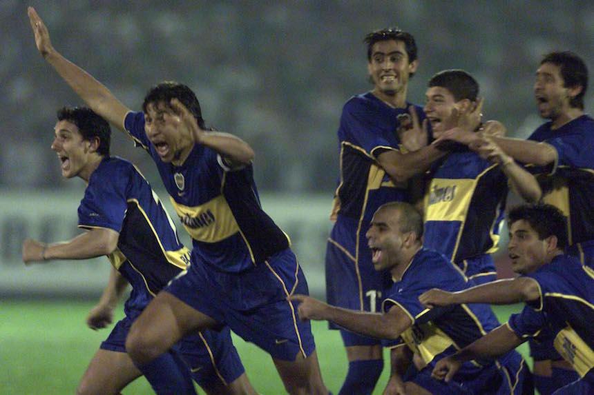 Boca venció en penales en la final al Cruz Azul