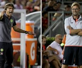 Antonio Conte contra Jürgen Kloop