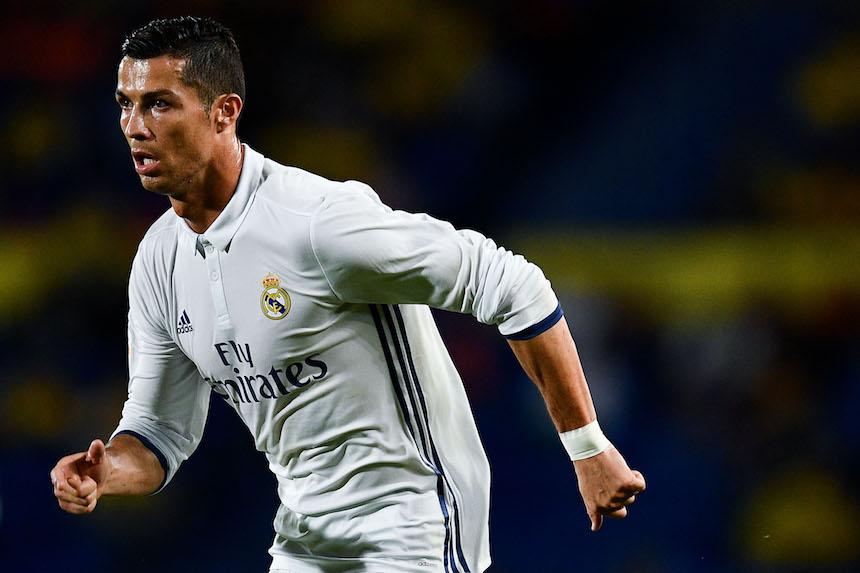 Cristiano Ronaldo y el Real Madrid visitarán al Borussia Dortmund