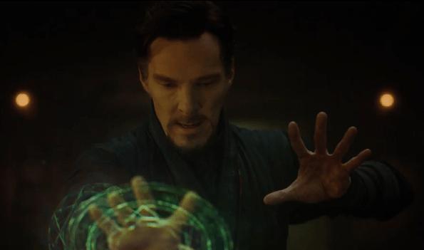 Doctor Strange trailer final
