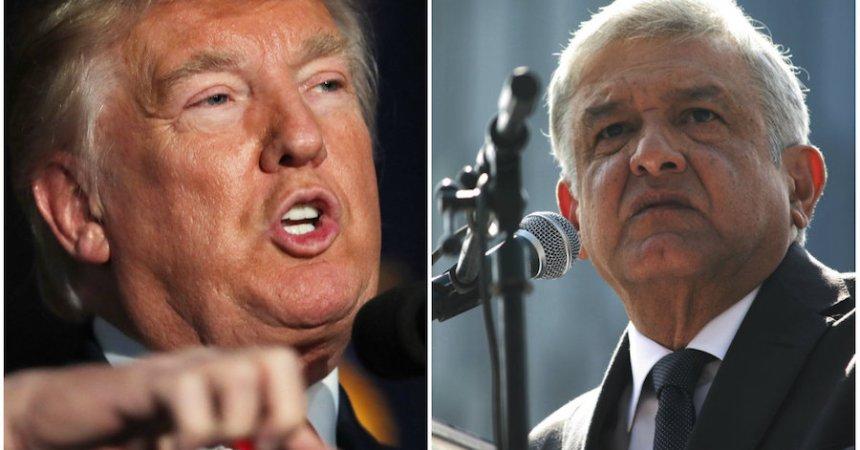 El periodista Pablo Hiriart comparó en su columna a Andrés Manuel López Obrador y el candidato republicano Donald Trump