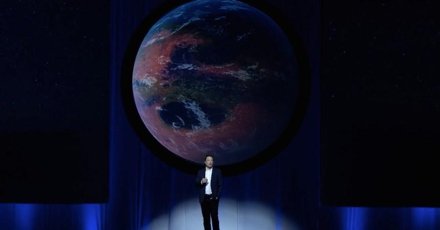Elon Musk Space X Guadalajara