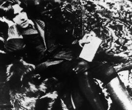 Escritor Oscar Wilde