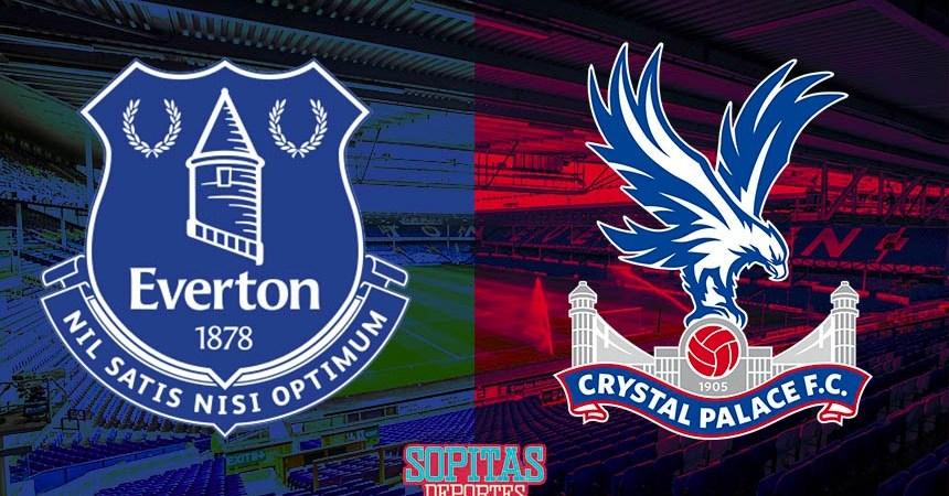 Everton y Crystal Palace empiezan la jornada 7 de la Premier