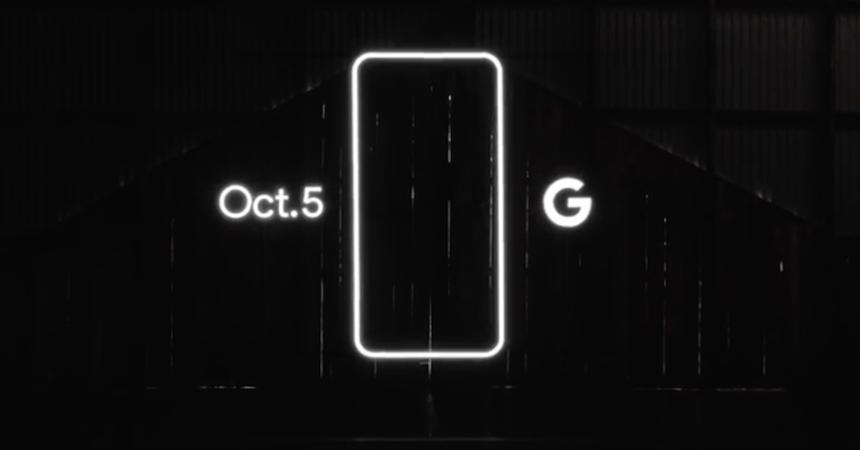 Anuncio - Google Pixel