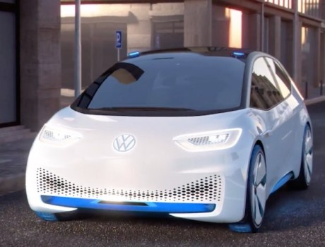 Volkswagen I.D. - Vehículo eléctrico