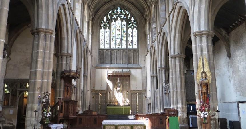 iglesia se convierte en escenario conciertos